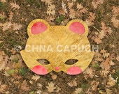 Happy Bear  Mask / Printable PDF