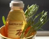 Lavender Infused Honey - 8 ounce jar