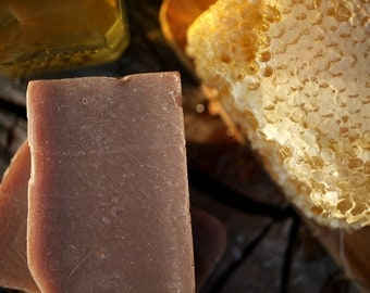 Honey Harvest Soap - made with honey and beeswax