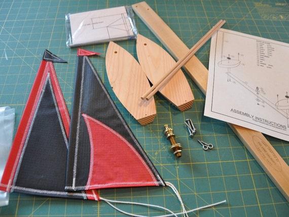 Sailboat Whirlygig Kit
