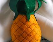 Kids Felt Food,Pineapple,Tropical Fruit,Hawaiian