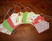 Gift Tag - Christmas - Season