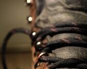 8x10 Brown Hiking Boot, Photo Print - Fine Art Photography Print