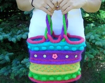 B4 Bag Knitting Pattern