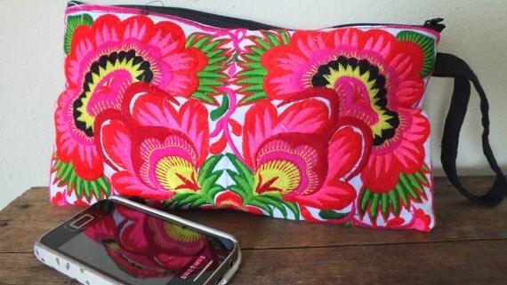 Ethnic Vintage style  purse Bag-Tribal purses and boho bags, Thailand
