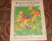 The HOUSEHOLD Magazine of May 1931