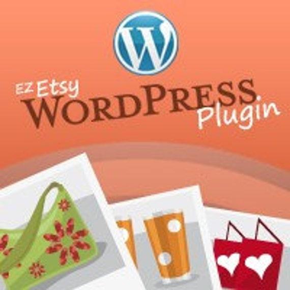 Etsy Autoposting WordPress Plugin