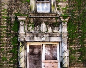 Haunted Baker Hotel Door, 8x10 Photo Print