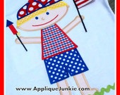 Brother 4th of July Machine Applique Designs