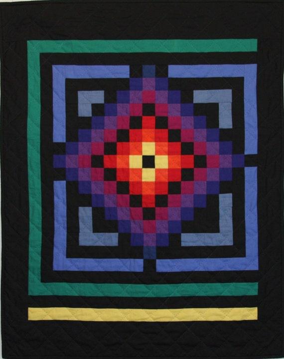 Art Quilt, Beyond Shadows