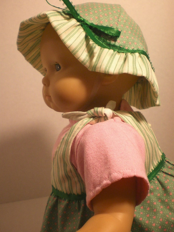 Bitty Baby Doll  Clothes, Suntop, Tshirt,  Capris, Hat