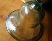 Vintage Handblown Glass Cloche