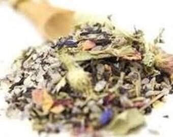 "Aromatherapy ""French Lavender"" Organic Bath Salts. De-stres. De-tox. Deluxe"
