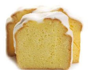 Lemon Pound Cake Handmade Lip Balm .15oz
