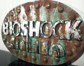 Scratch Built Bioshock Display Sign