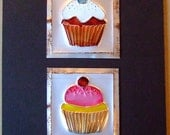 Recycled Pop Can Cupcakes ll