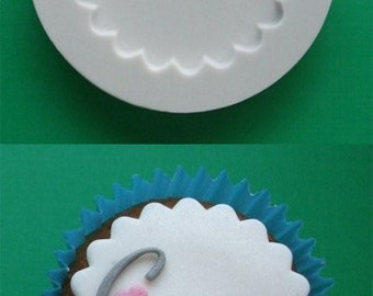 Food Grade Mold (M68) - Groom Decorative Cupcake Topper - Flexible Cupcake Decorating Mold - Reusable - The Art of Cake Dressing