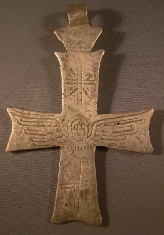 Stunning  Large  Ethiopian  Cross