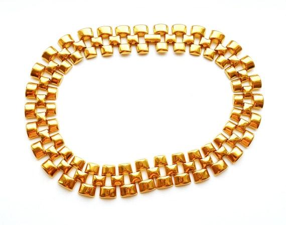 1980's Vintage Avon Collar Necklace