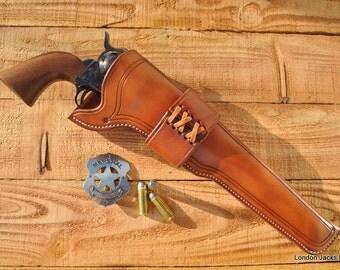 Wyatt Earp Buntline Holster