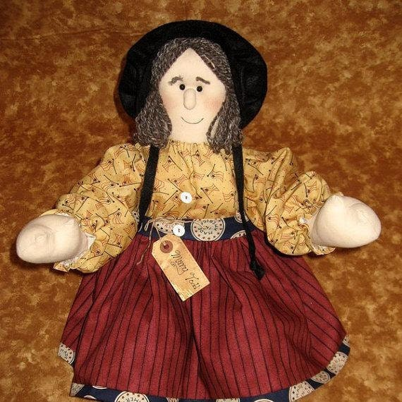 Uncle Sam Doll - Mary Todd