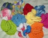 farm fresh scrunchies (5) on clearance