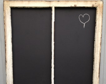 XLarge Window Chalkboard