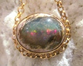 Mexican Opal Necklace
