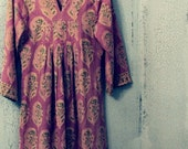 15% OFF Vintage Indian Caftan