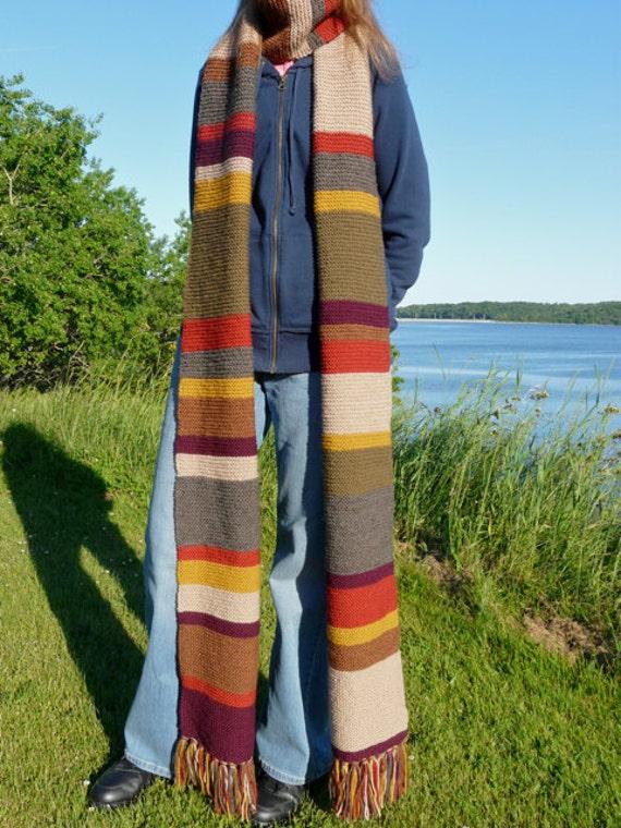 Season 12 Wool Scarf