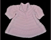 Bell Shape Sweater, Knitted - Little Miss Fairy Floss