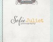 Custom Pre-made Logo Design - Sofie Juliet