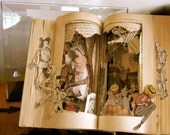 """Altered Book Autopsy """"You're  Not in Kansas Anymore"""""""