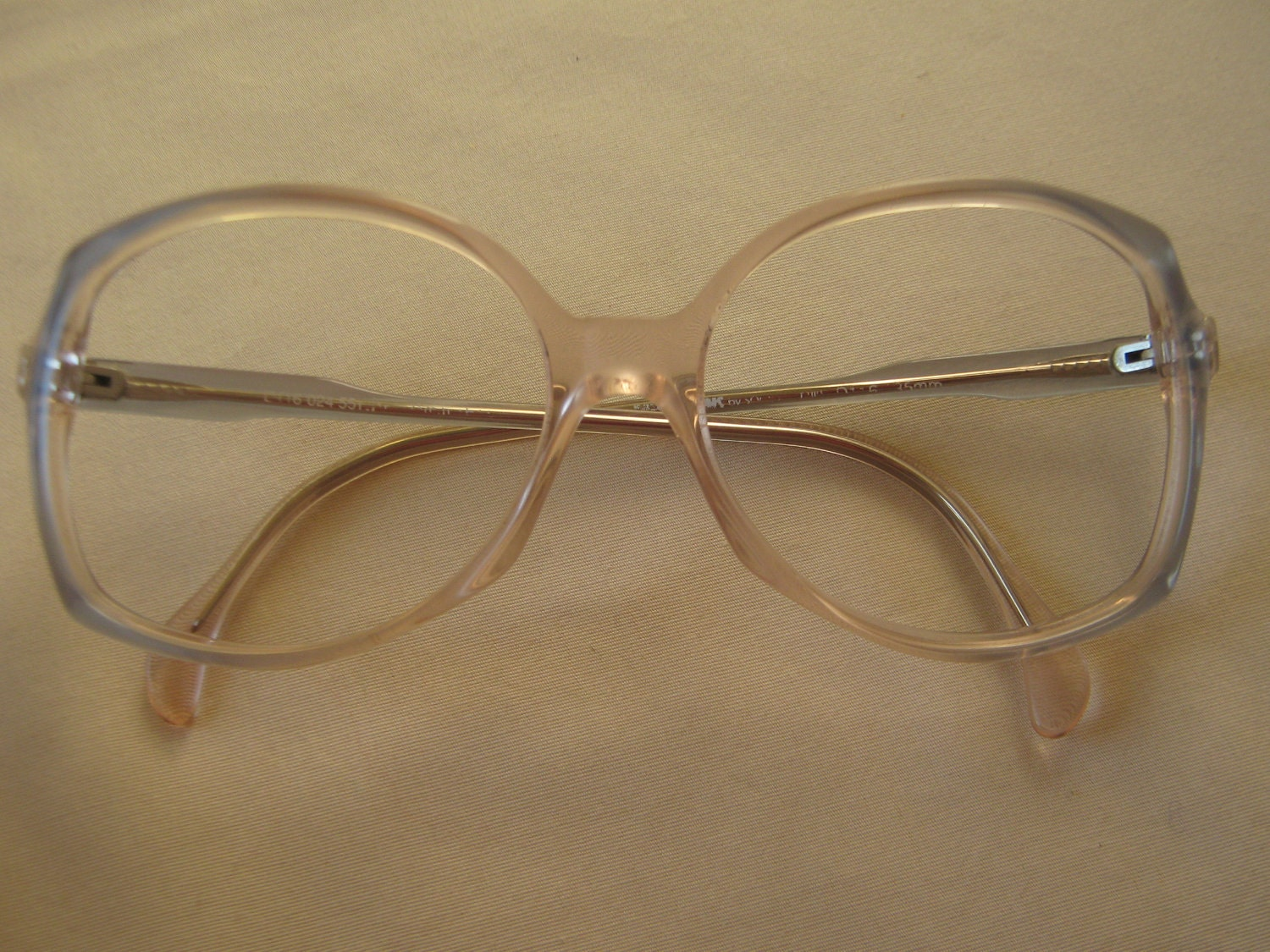 Vintage Oversized Grandma S Glasses