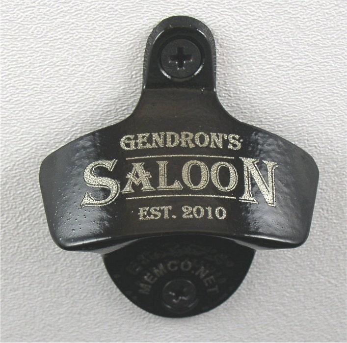 bottle openers for your groomsmen set of 2 with. Black Bedroom Furniture Sets. Home Design Ideas