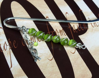 SALE - Lyme Disease, Babesia, Muscular Dystrophy Awareness Bookmark