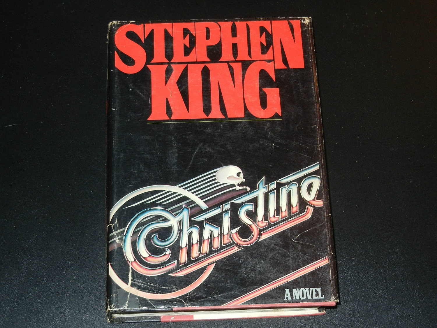 christine stephen king book - photo #10