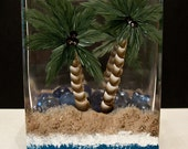 Palm Tree Vase