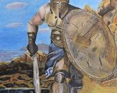 Spartan Warrior - Eric Kempson