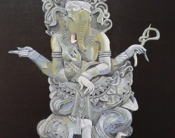 Ganesh, Elephant God - Eric Kempson