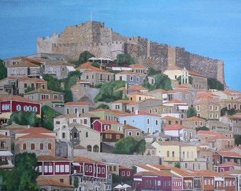 Molyvos, Lesvos, Greece - Eric Kempson