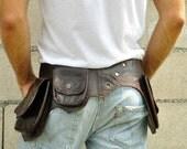 Men's  Utility Leather Belt - VALO