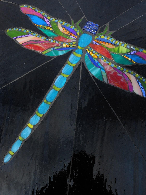 Dragonfly Mosaic