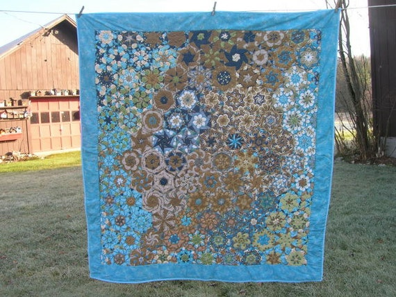 Lily Pond Quilt...Price reduced by 25%
