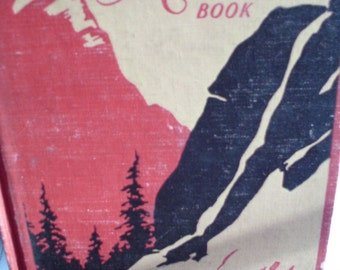 The Mountain Book, John Y. Beaty, 1944 School Book