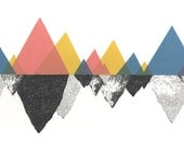 Mountain Triangles / Reserved, please do not purchase