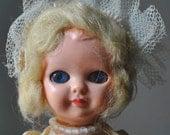 RESERVED LISTING for Doris. 2 vintage dolls