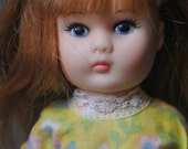 Vintage Collectible Vogue Ginny Doll 1972