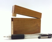 Cherry Business Card Holder