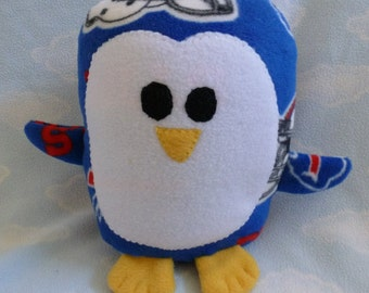 Plush Buffalo Bills Penguin Pillow Pal